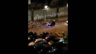 بالفيديو والصور.. تلال القمامة تحاصر سور المخابرات العامة بحدائق القبة