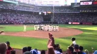 Braves vs. Giants (15June13)