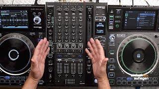 Test Denon DJ X1800 Prime