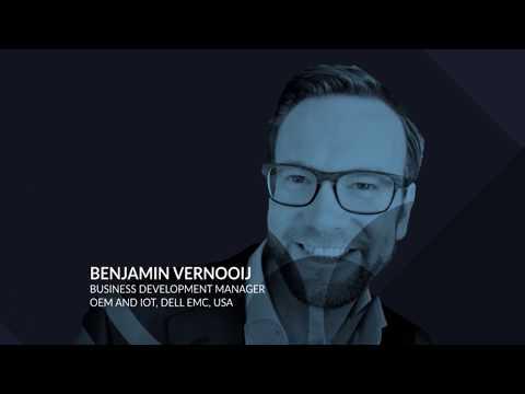 Internet of Things 2018 / Benjamin Vernooij / Dell EMC