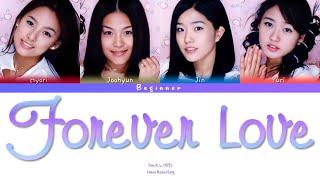 Fin.K.L.(핑클) - Forever Love (영원한 사랑) (Han/Rom/Eng Color Code…