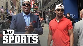 Master P Says Lakers Took An L In Anthony Davis Trade | TMZ Sports