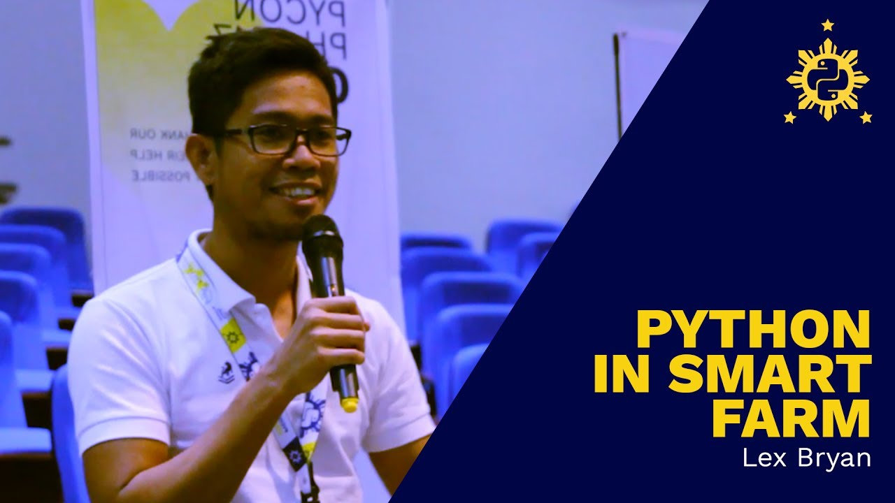 Image from PyCon PH 2017 - Python in Smart Farm by Lex Bryan