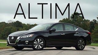 2019 Nissan Altima Quick Drive | Consumer Reports