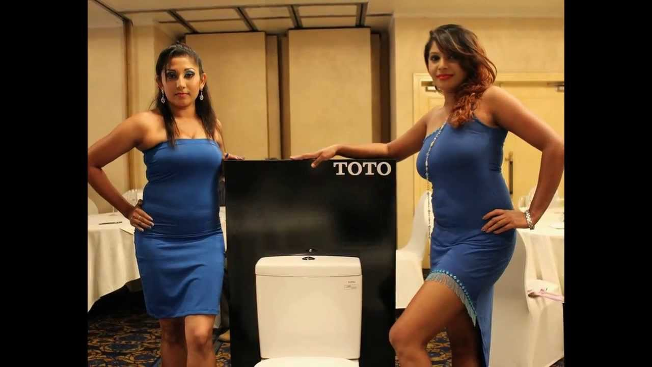 TOTO REI Series Faucets Launch in Sri Lanka - YouTube