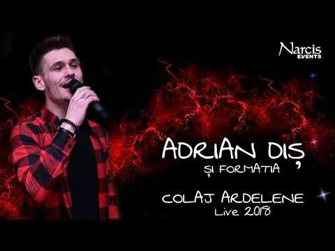 Adrian Diș - Colaj Ardelene De Joc - LIVE 2018