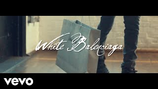 Watch Skooly White Balenciaga video