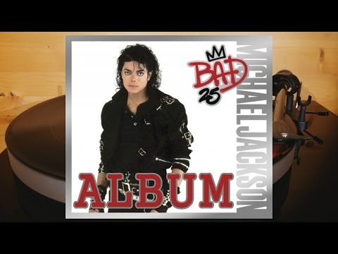 Michael Jackson ‎– Bad 25 - Album - Vinyl - Part 2