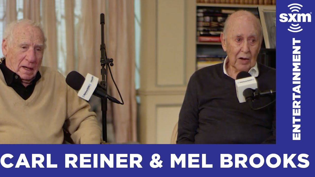 Carl Reiner and Mel Brooks Reflect on Their 70-Year Friendship | FROM THE ARCHIVE