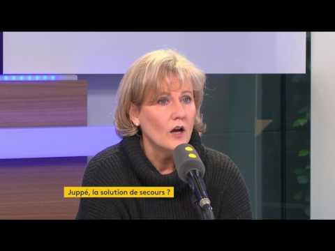 """""""François Baroin est un homme de responsabilités, respectueux des personnes"""" dit Morano"""