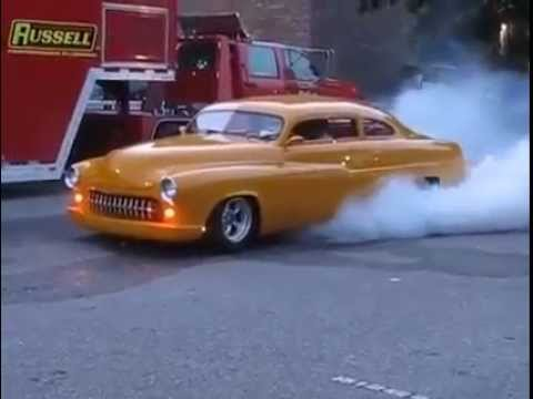Awesome classic muscle cars