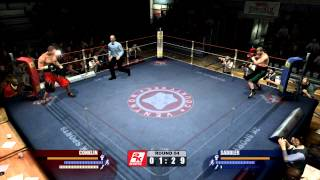 Don King Presents Prizefighter Career Mode part 9