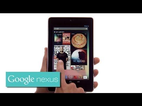 Nexus 7 (2012) - Google Play