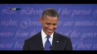 Funniest Moments of the First Presidential Debate - 10/3/2012