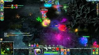 Heroes of Newerth - Predator Gameplay