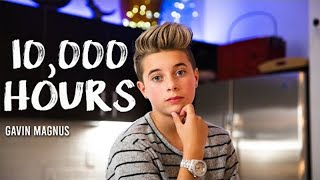 Cover images Dan + Shay, Justin Bieber - 10,000 Hours (Gavin Magnus Cover ft. Coco Quinn)