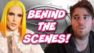 JEFFREE & SHANE BEHIND THE SCENES!