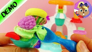 Play Doh zmrzlinový set | Play Doh zmrzlina | Play Doh Plus | Play Doh zmrzlináreň | Plastelína