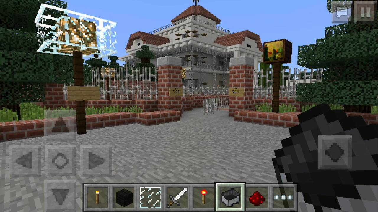 Minecraft Spielen Deutsch Disneyland Map Fr Minecraft Pe Bild - Disneyland map fur minecraft pe