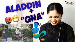 Round2hell | Aladdin | R2H | Reaction | QnA Announcement | Ask Me Anything |