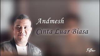 Gambar cover Andmesh - Cinta Luar Biasa Acoustic performance (Cover) by fillinc | Acoustic Version 2019