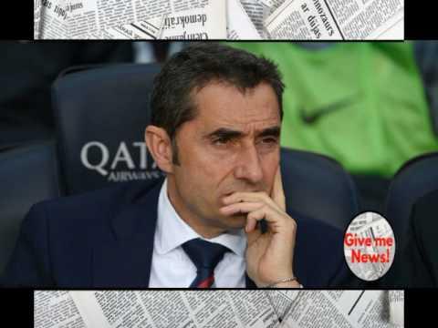 El primer jugador que habría pedido Valverde para el Barça!