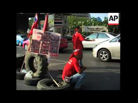 Bangkok poised for another demonstration; soldiers, protesters