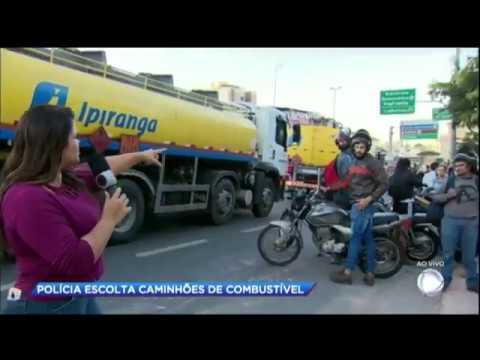 Combustível chega em postos de Belo Horizonte (MG)
