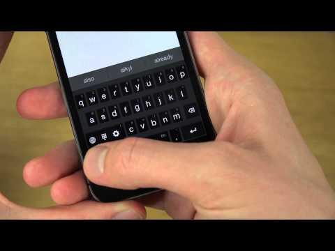 Iphone 5s Ios Swype Third