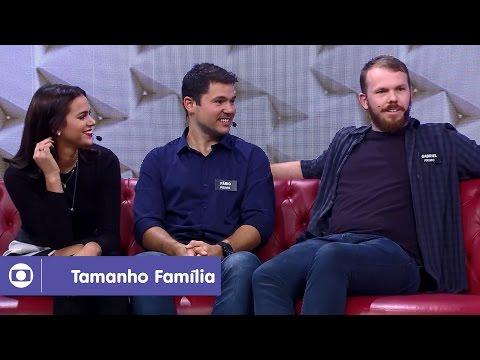 Tamanho Família: Márcio Garcia apresenta o novo programa de domingo