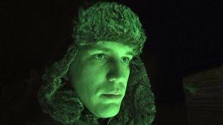 24 часа в лесу | Дополнение к GhostBuster | Ночь в церкви