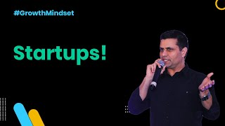 Startups - Growth Mindset Ep. 9