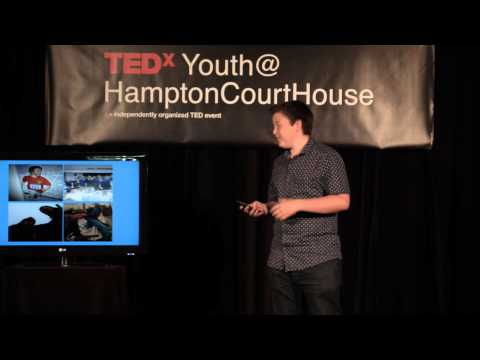 The amazing difference we make through fundraising | Charlie Doherty | TEDxYouth@HamptonCourtHouse
