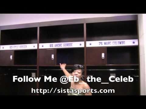 Eb the Celeb - Your Dallas Cowboys Stadium Tour Guide