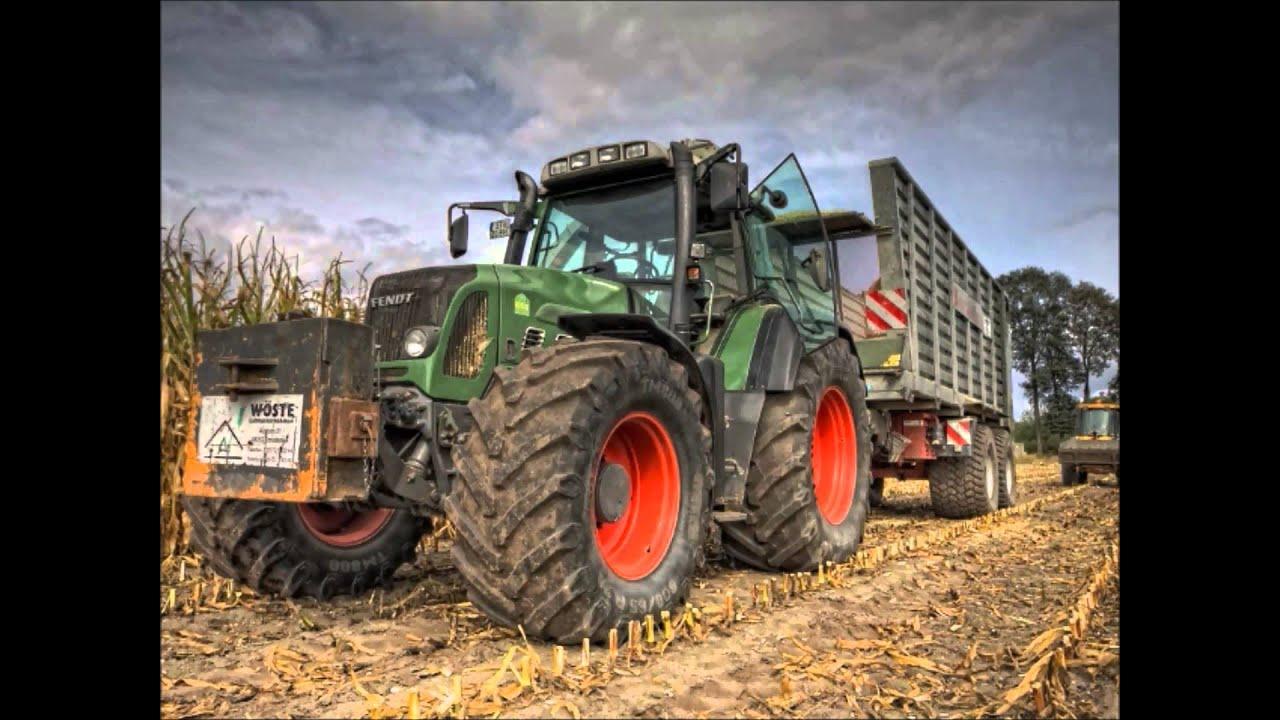Traktoren Videos