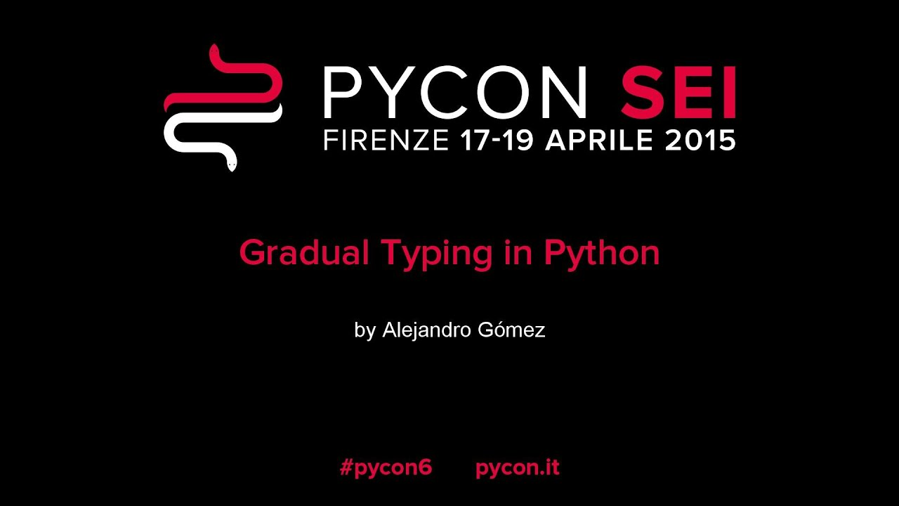 Image from Gradual Typing in Python