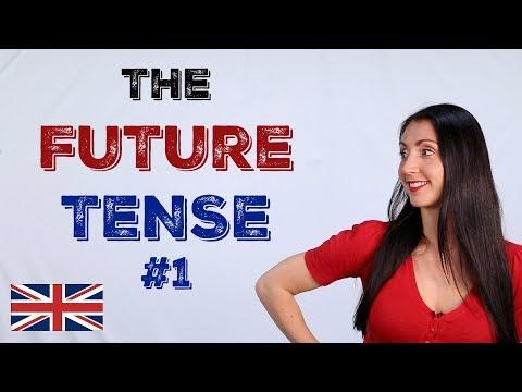 LEARN FUTURE TENSES / English Grammar: Tenses /LIVE ENGLISH LESSON/ Simple Future, Future Continuous