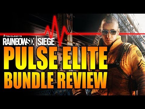 Rainbow Six Siege - In Depth: PULSE ELITE BUNDLE REVIEW