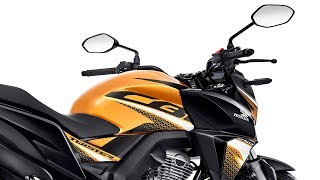 RESMİLEŞTİ! Honda Brezilya, 2020 yılında yeni honda CB 250F Yakıt başlatılan YENİ TASARIMLARI KONTROL etti.
