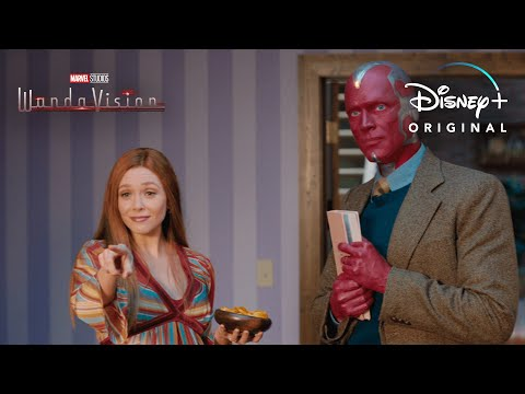 Infinite   Marvel Studios' WandaVision   Disney+