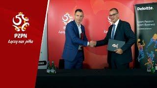 Deloitte partnerem Polskiego Związku Piłki Nożnej do 2020 roku
