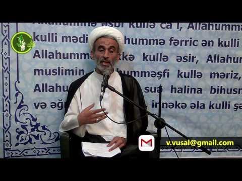 Hacı Əhliman Ramazan  1-ci Qadr gecəsi 13062017