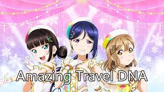 Amazing Travel DNA (off vocal)