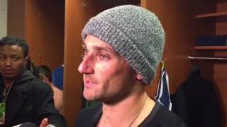 Seahawks kicker Blair Walsh talks about his three missed field goals in a loss to Washington