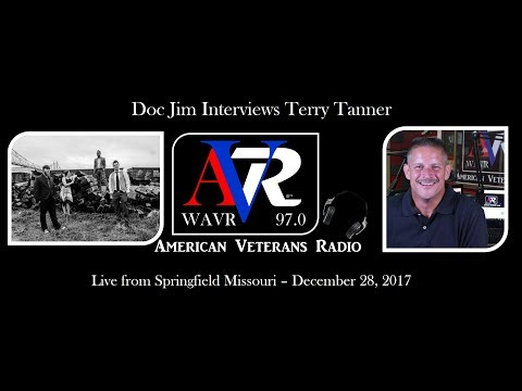 American Veterans Radio Interviews Luna J. live from Springfield Missouri December 28, 2017