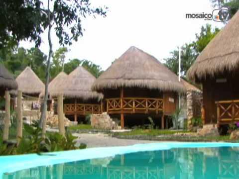 Mosaicotv caba as ecorom nticas k uch ka 39 anil youtube for Hotel luxury en bacalar