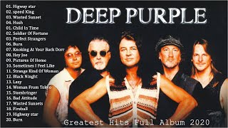 Deep Purple : Deep Purple Greatest Hits Full Album Live | Best Songs Of Deep Purple