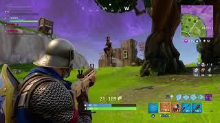 Fortnite - 17 kill Game Squad match 1v36 Squad match