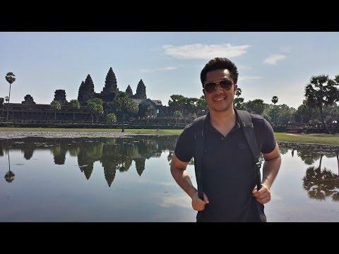 Angkor Wat Siem Reap Cambodia 2014