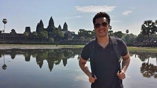 Exploring Cambodia 2014